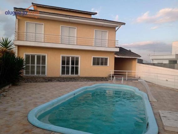 Sobrado Com 4 Dormitórios À Venda, 280 M² Por R$ 980.000,00 - Centro - Igaratá/sp - So1265