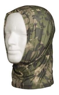Balaclava ( Bandana ) Buff Táctica Militar Mil-tec Multicam