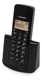 Telefone sem fio Panasonic KX-TGB112 preto