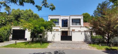 Imponente Casa 6 Amb. En Venta - Beccar, San Isidro