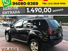Renault Duster 1.6 Expression Automatico 2017 2018 Zero Entr