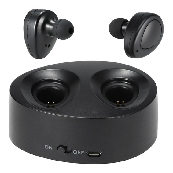 Mini Fone De Ouvido Estéreo Com Bluetooth V4.1 Esportivo Reo