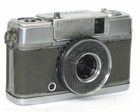 Máquina Fotográfica, Olympus Pen-ee, Profissional, Analógica