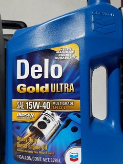 Aceite 15w40 Mineral Chevron Usa 3.78ltrs
