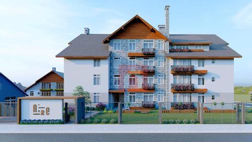 Imagem 1 de 20 de Apartamento Com 1 Dormitório À Venda, 28 M² Por R$ 428.639,96 - Piratini - Gramado/rs - Ap1811