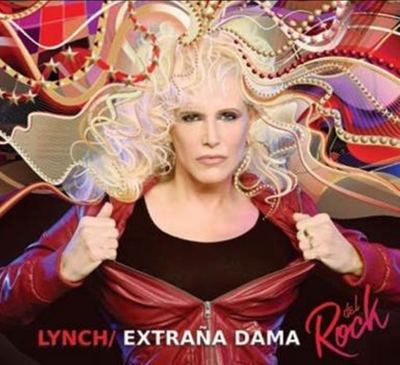 Cd Valeria Lynch Extraña Dama Del Rock Open Music Sy