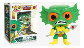 Funko Pop Tv: Masters Of The Universe - Merman