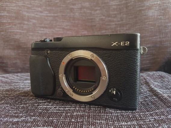 Camera Mirrorless Fujifilm X-e2 (somente Corpo)