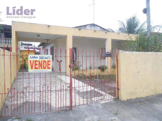 Casa Com 3 Dormitórios À Venda, 165 M² Por R$ 295.000,00 - Praia Das Palmeiras - Caraguatatuba/sp - Ca0562