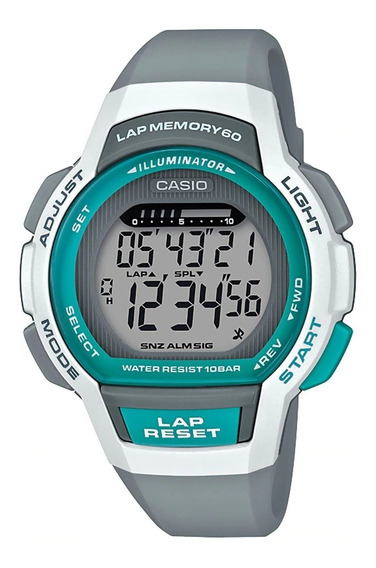 Relojes Casio Collection Lws-1000h-8avcf