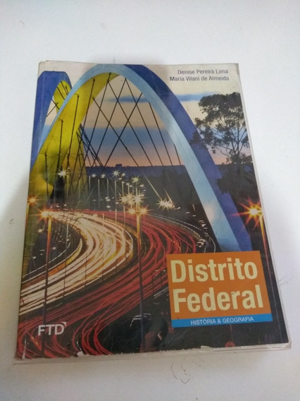 Distrito Federal História & Geografia
