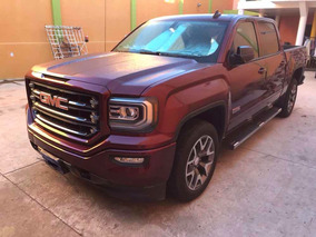 Gmc Sierra 5.4 Crew Cabina All Terrain 4x4 At 2017