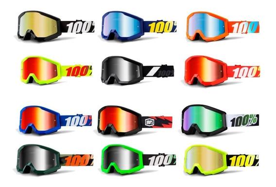 Antiparras 100% Motocross Atv Enduro Strata Marelli Sports