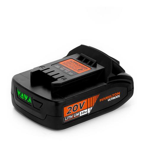 Bateria 20 Volt 2 Ampers Hamilton Ultimate Ult101