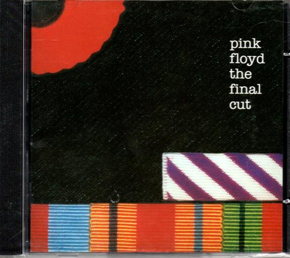 Cd Pink Floyd - The Final Cut