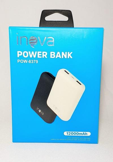 Carregador Powerbank Portátil Inova 12000 Mah Original