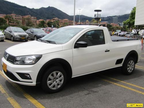 Volkswagen Saveiro 16l Mt 1600cc Aa