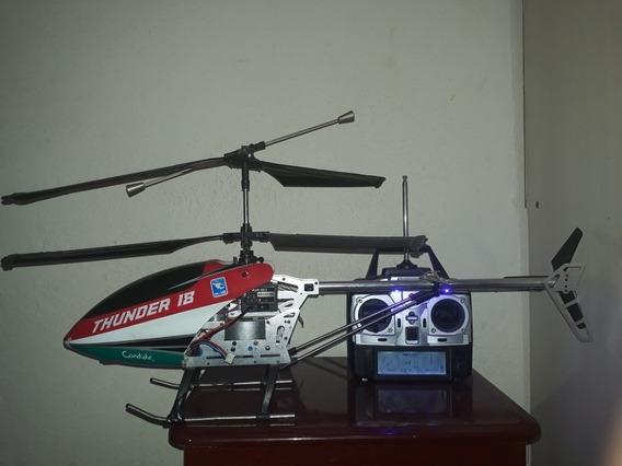 Helicóptero Thunder 18 Candide