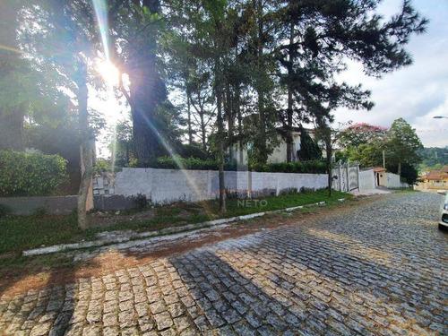 Imagem 1 de 3 de Terreno À Venda, 450 M² Por R$ 560.000,00 - Suíssa - Ribeirão Pires/sp - Te0117