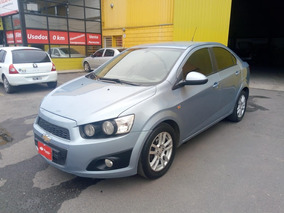 Chevrolet Sonic 1.6 Ltz 4 Puertas 2013