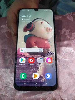 Celular Samsung A50, Pantalla Astilla Táctil A La Perfección