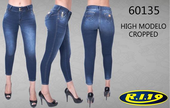 Calça Jeans Ri19 Kit Com 10 Peças Atacado