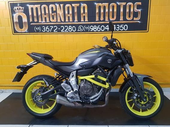 Yamaha Mt 07 - Cinza - 2016 - Km 14.000