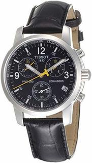 Reloj Hombre Tissot Prc 200 T17.1.586.52 Nuevo En Cuero
