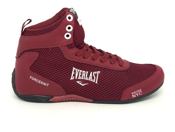 Tênis Everlast Forceknit Bordô
