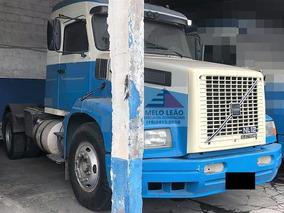 Volvo Nl 12 360 Edc -97/97- Cavalo Toco, Turbo, Cabine Leito