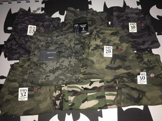 Lote 10 Pantalones Army