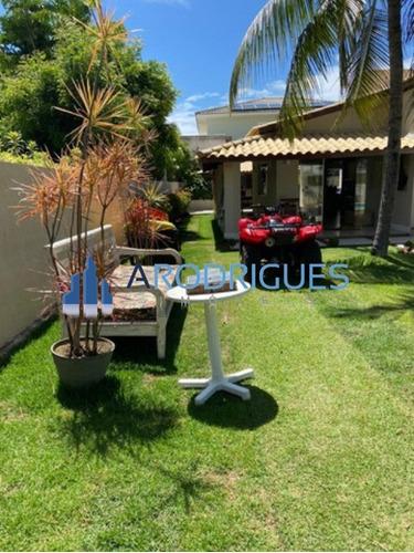 Linda Casa À Venda Em Guarajuba -  Localizada Perto Do Mar - Ca00458