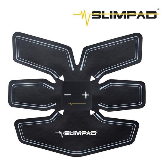 Slim Pad - Electroestimulador Muscular - Elimina Grasa