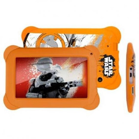Tablet Capa Borracha Multilaser Star Wars 2 Câm Wifi - 7pol