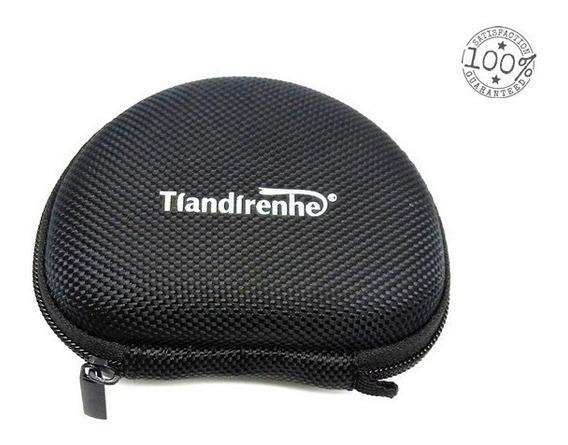 Bolsa Case Rígido Fone In Ear Profissional Shure/kz/moxpad