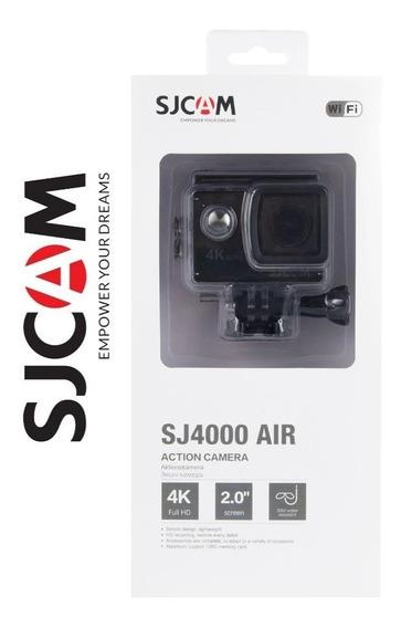 Sjcam4000 Air 4k Wifi Hd 1080 + Carregador + 2 Baterias