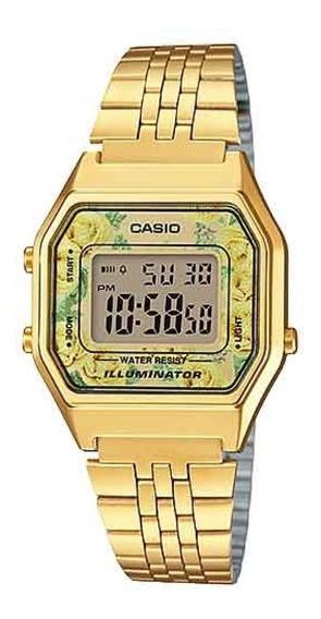 Relógio Casio Vintage Feminino La680wga-9cdf