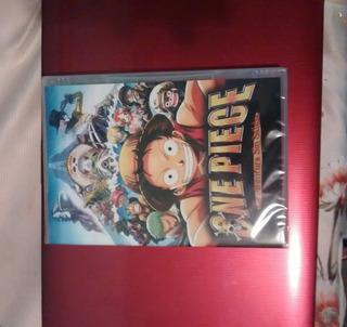 One Piece Pelicula 4 La Aventura Sin Salida Dvd