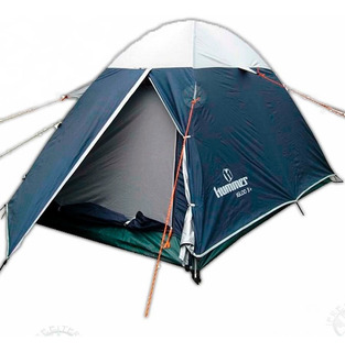 Carpa Igloo 3+ Impermeable Hummer Para 2 Personas Palermo°