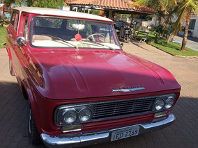 Chevrolet/gm Veraneio 1967