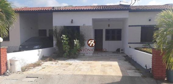 Casa Com 2 Dormitórios À Venda, 67 M² Por R$ 180.000 - Lagoa Redonda - Fortaleza/ce - Ca0172