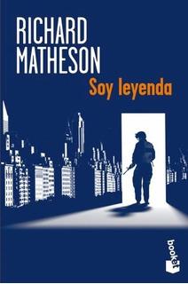 Soy Leyenda (cartone) - Matheson Richard (papel)