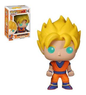 Funko Pop Super Saiayan Goku #14 - Miltienda - Dragon Ball