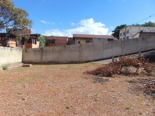 Imagem 1 de 15 de Terreno À Venda, Heliópolis, Belo Horizonte. - Mg - Te0017_realle
