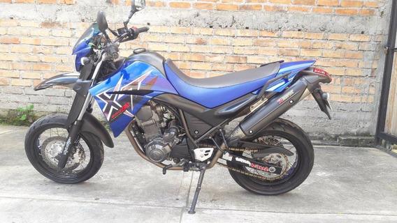 Yamaha Xt 660 Modelo 2013