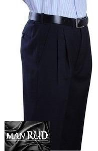 Pantalones Hombre De Vestir Talle Especial 60/70