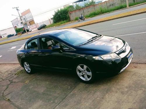 Imagem 1 de 6 de Honda Civic 2007 1.8 Lxs Aut. 4p