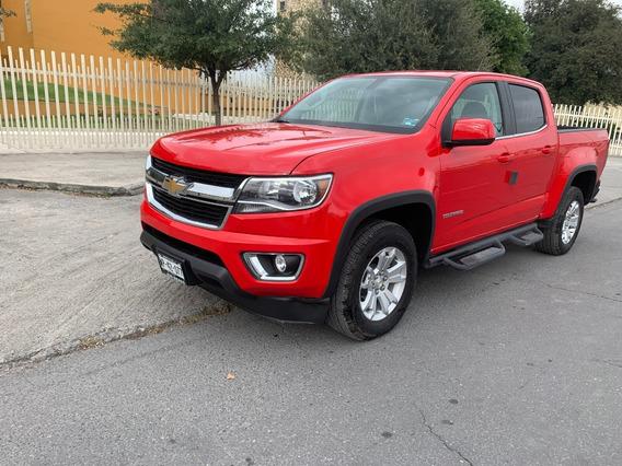 Chevrolet Colorado Lt Paq C 2019