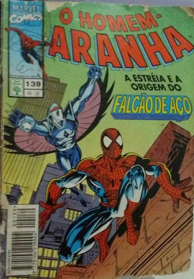 O Homem Aranha Número; 139