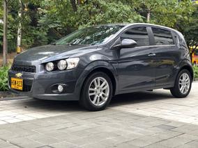 Chevrolet Sonic Lt Hb At 2013